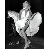 Marilyn Monroe - Seven Year Itch Mini Poster