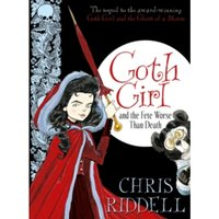 Goth Girl and the Fete Worse Than Death Hardcover