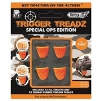 iMP Trigger Treadz Special Ops 4 Pack for PS4 Controller
