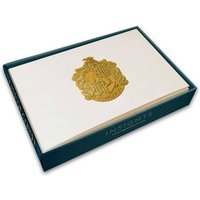 Hufflepuff (Harry Potter) Foil Note Cards 10-Pack