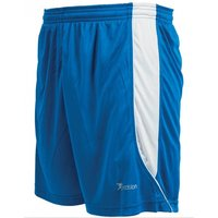 Precision Real Shorts 22-24 inch Royal/White