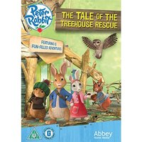 Peter Rabbit - The Tale Of The Treehouse Rescue DVD