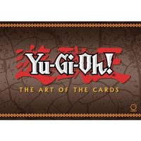 Yu-Gi-Oh The Art Of Cards Hardcover