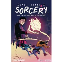 Life Death & Sorcery Volume 1