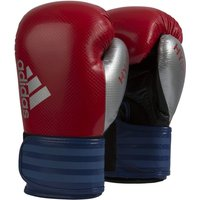 Adidas Hybrid 75 Boxing Gloves Red/Blue - 10oz