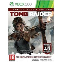 Tomb Raider Game Of The Year (GOTY) Game
