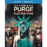The Purge: Election Year Blu-ray Digital Download