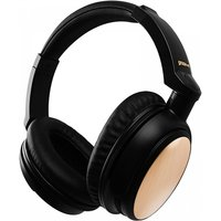 Groov-e Ultra Wireless Bluetooth Stereo Headphones with Powerful Sound Gold