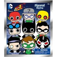 DC Comics Series 2 3D Collectable Keychains (24 Packs)