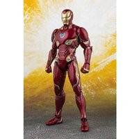 Iron Man MK50 (Avengers Infinity War) Bandai Tamashi Nations SH Figuarts Action Figure