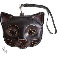 Kitty Leather Purse
