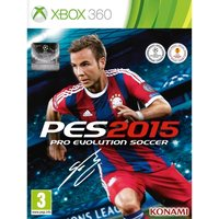 Pro Evolution Soccer PES 2015 Day One Edition Xbox 360 Game
