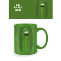 Rick and Morty - Pickle Rick - Green Mug