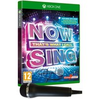 Now That's What I Call Music Sing (1 Mic Pack) Xbox One Game