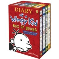 Diary of a Wimpy Kid - Box of Books by Jeff Kinney (Mixed media product, 2011)