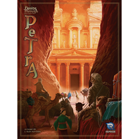 Passing Through Petra Board Game