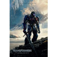 Transformers The Last Knight - Rethink Your Heroes Maxi Poster