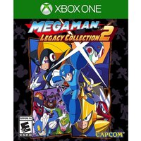 Mega Man Legacy Collection 2 Xbox One Game (#)
