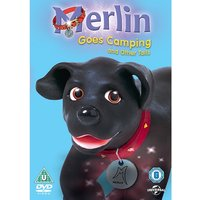 Merlin The Magical Puppy: Merlin Goes Camping And Other Tails DVD