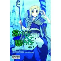 Spice And Wolf  Volume 4 (Manga)