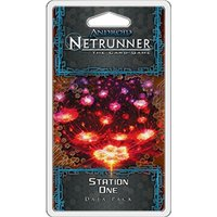 Android Netrunner LCG Station One Expansion
