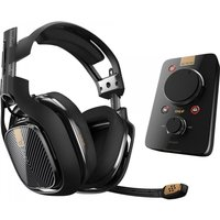 Astro A40 Headset + MixAmp Pro TR Black Gaming Headset PS4 PS3 &