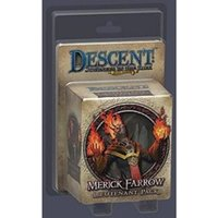 Descent Journeys in the Dark Second Edition Merick Farrow Lieutenant Expansion Pack