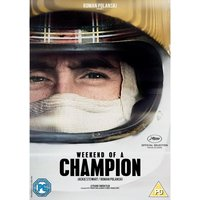 Weekend Of A Champion DVD