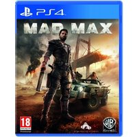 Mad Max Game PS4