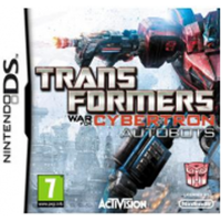 Transformers War for Cybertron Autobots Game
