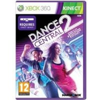 Kinect Dance Central 2 Game