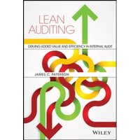 Lean Auditing: Driving Added Value and Efficiency in Internal Audit by James Paterson (Hardback, 2015)