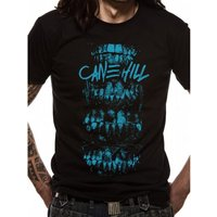 Cane Hill - Teeth Men's Small T-Shirt - Black