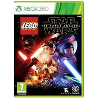 Lego Star Wars The Force Awakens Xbox 360 Game (with Jabba's Palace DLC)