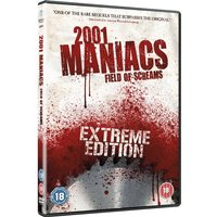 2001 Maniacs Field Of Screams DVD
