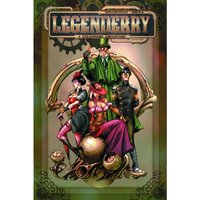 Legenderry A Steampunk Adventure Paperback