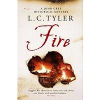 Fire (A John Grey Historical Mystery) Hardcover