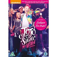 Jojo Siwa: My World (Exclusive Poster Included) DVD