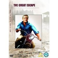 The Great Escape Definitive Edition DVD