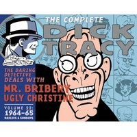 Dick Tracy Complete Chester Gould: Volume 22 Hardcover