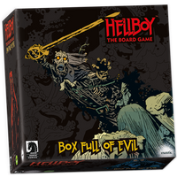 Hellboy Board Game -  Box Full of Evil