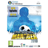 Championship Manager 2010 Game