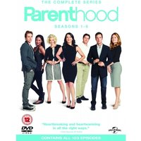 Parenthood - Complete Season 1-6 DVD