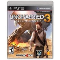 Uncharted 3 Drakes Deception Game