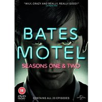 Bates Motel - Season 1-2 DVD
