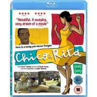 Chico And Rita Blu Ray