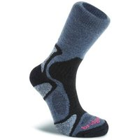 Bridgedale Coolfusion Trailblaze Men's Sock, Black - Extra Large