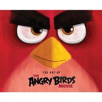 Angry Birds: The Art of the Angry Birds Movie - Hardcover