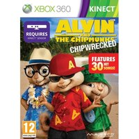 Kinect Alvin and the Chipmunks Chipwrecked Game