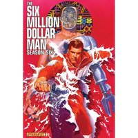 Six Million Dollar Man Season 6 Paperback